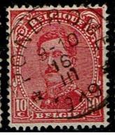 138  Obl Relais Pondrome - 1915-1920 Albert I