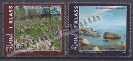 Aland - 2004 Yvert 241-242, Landscapes - MNH - Aland