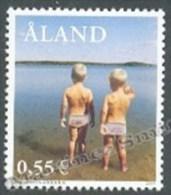 Aland - 2003 Yvert 225, My Aland By Mark Levengood - MNH - Aland