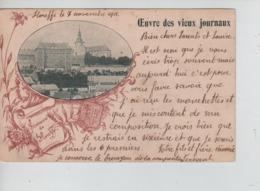 CBPNCPB36/ Belgique-België CP Le Séminaire De Floreffe (1901) - Floreffe