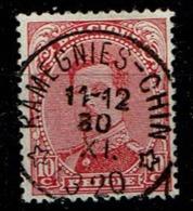 138  Obl Relais Ramegnies-Chin - 1915-1920 Albert I