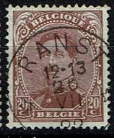 140C  Obl Relais Ranst - 1915-1920 Albert I