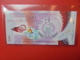 VANUATU 500 VATU 2017 NEUF (B.9) - Vanuatu