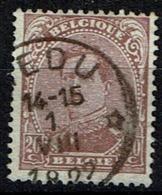 140C  Obl Relais Redu - 1915-1920 Albert I