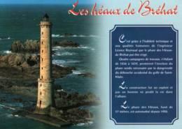 CPM - BREHAT - LES HEAUX - LE PHARE - Edition Jack - Phares