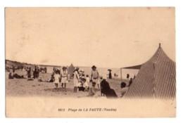 (85) 1240, La Faute, Bergevin 8471, Plage De La Faute - Autres Communes