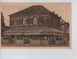 """CBPNCPB38/ Belgique-België CP Café """" DE BARREEL"""" J Pols-Commissaris Animée MINT - Kapellen"""