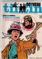 Tintin Nouveau N°10 Tintin Et Les Picaros - Comanche - Popeye - Bob Morane - Les Aventures De Mat De 1975 - Tintin