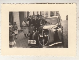 Old Timer - Animé - Photo 5.5 X 8 Cm - Automobiles