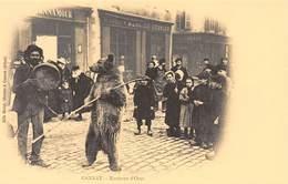 GANNAT - Montreur D'Ours - Cecodi N'1502 - Sonstige Gemeinden
