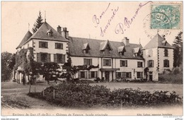 ENVIRONS DE GIAT CHATEAU DE VATANGE FACADE PRINCIPALE PRECURSEUR TBE - France