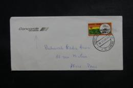 BRÉSIL - Enveloppe Du Concorde , Affranchissement De Rio De Janeiro Pour La France En 1981 - L 48016 - Brazilië