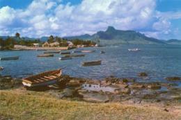 Maurice..... Mahebourg Beach    C.&.A  .272 - Mauritius