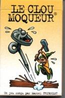 Le Clou Moqueur  Jeu 32 Cartes - Playing Cards  Règle Du Jeu En Quatre Langues TBE - 32 Cartes