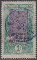 Moyen Congo - Nola Sur N° 86 (YT) N° 86 (AM). Oblitération De 1934. - Congo Français (1891-1960)