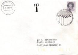 O50  Fédération Europ. Des Fonctionnaires Adm. Sup. Des PTT - IX. Congrès Maastricht 1984 TTB - European Ideas