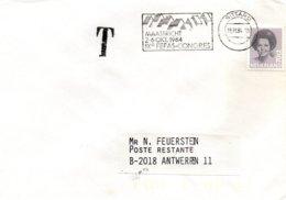 O51  Fédération Europ. Des Fonctionnaires Adm. Sup. Des PTT - IX. Congrès Maastricht 1984 TTB - European Ideas