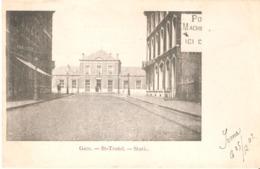 SINT-TRUIDEN - Statie - 1902 - Sint-Truiden