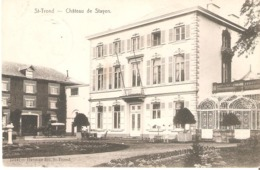 SINT-TRUIDEN - Chateau De Stayen - Sint-Truiden