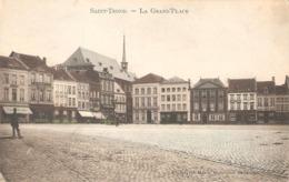 SINT-TRUIDEN - La Grand'Place - Gekleurd - Sint-Truiden