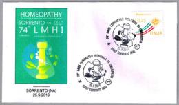 74 LMHI CONGRESO MUNDIAL DE HOMEOPATIA - HOMEOPATHY. Sorrento, Napoli, 2019 - Medicine