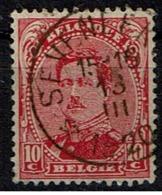 138  Obl Relais Sevenbeken - 1915-1920 Albert I