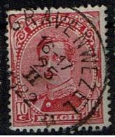 138  Obl Relais  'S Gravenwezel - 1915-1920 Albert I