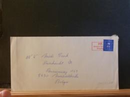 A11/878AB    LETTRE  ESPAGNE POUR LA BELG. 1999 - 1991-00 Lettres