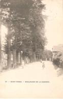 SINT-TRUIDEN - Boulevard De La Caserne - Sint-Truiden