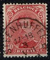 138  Obl Relais  Steenhuffel - 1915-1920 Albert I