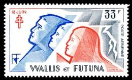 WALLIS ET FUTUNA 1979 - Yv. PA 96 **   Cote= 2,75 EUR - Appel Du 18 Juin 1940  ..Réf.W&F22463 - Luchtpost