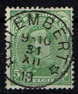 137  Obl Relais  Stembert - 1915-1920 Albert I