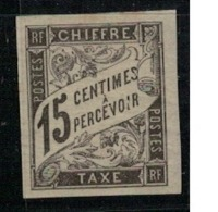 EMISSIONS GENERALES         N° YVERT     TAXE 7  NEUF SANS GOMME     (  SG   01/36 ) - Postage Due