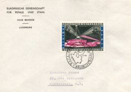 O58  CECA - EGKS - Exposition Universelle Bruxelles 1958 - Journée De L'Europe 9/5/1958  TTB - European Ideas