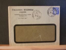 A11/890AB    LETTRE FRANCE 90C PAIX  1939 - 1932-39 Vrede