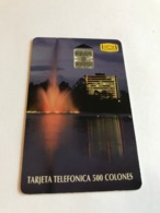 Costa Rica - Early Card First Print - Costa Rica