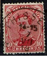 138  Obl Relais  Thisselt - 1915-1920 Albert I