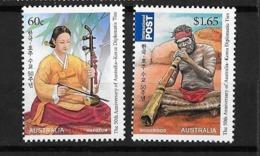 Australie N °3503-3504** - 2010-... Elizabeth II