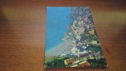 Cartolina: Positano Viaggiata (a43) - Postkaarten