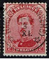 138  Obl Relais  Tongerloo (Anvers) - 1915-1920 Albert I