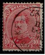138  Obl Relais  Vlesenbeek - 1915-1920 Albert I