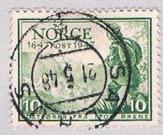 Norway 280 Used Norwegian Post Office (BP2056) - Unclassified