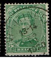 137A  Obl Relais  Vlijtingen - 1915-1920 Albert I
