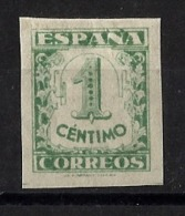 ESPAÑA Nº ** 802 En Nuevo Sin Charnela. Catalogo 17 € - 1931-50 Neufs