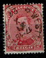 138  Obl Relais  Westmeerbeke - 1915-1920 Albert I