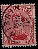138  Obl Relais  Wibrin - 1915-1920 Albert I