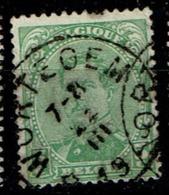 137  Obl Relais  Wortegem - 1915-1920 Albert I