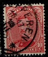 138  Obl Relais  Zepperen - 1915-1920 Albert I