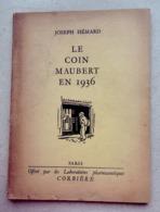 Joseph Hémard  Le Coin Maubert En 1936 - Laboratoires Corbiere - Boeken, Tijdschriften, Stripverhalen