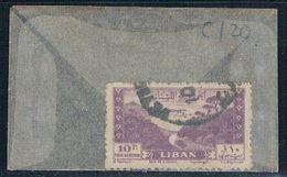Lebanon C120 Used Bay Of Jounie 1947 (L0089) - Lebanon